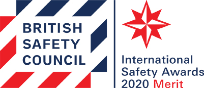 Kirby has received its fourth consecutive International Safety Award with Merit from the British Safety Council.