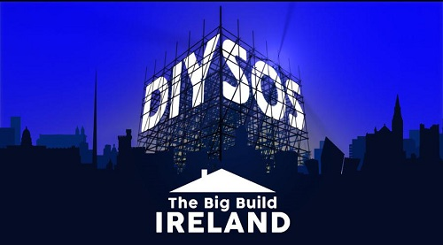 Kirby takes part in RTÉ series 'DIY SOS: The Big Build'