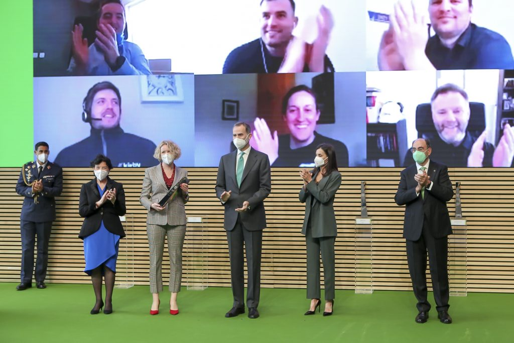 Kirby honoured at Global Innovation Awards