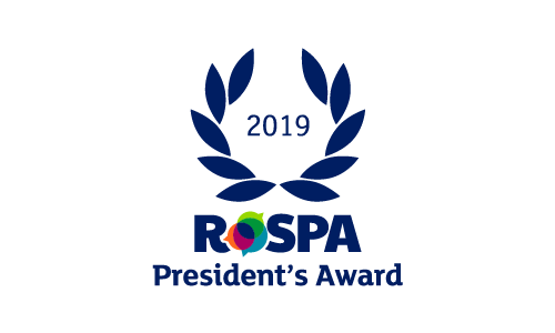 Kirby has received the prestigious RoSPA President's Award in recognition of its health and safety practices and achievements.